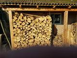 Gedroogd hout