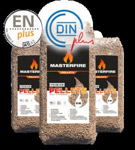 Masterfire Premium Pellets
