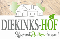 Logo DiekinksHof; Natuurlijk Sfeervol
